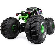 RC auto na diaľkové ovládanie Monster Jam RC Grave Digger Mega