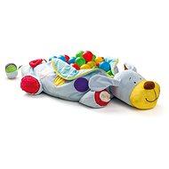 Psík Ipo so 60 loptičkami - Plyšová hračka