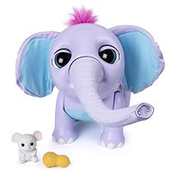 Wildiez Interaktívny zábavný slon - Interaktívna hračka