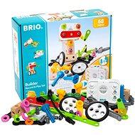 Brio 34592 Stavebnica Brio Builder s nahrávaním zvuku - Stavebnica