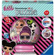 3D puzzle Ravensburger 111626 Ball L.O.L. - 3D puzzle