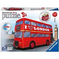 Ravensburger 3D 125340 Londýnský autobus - Puzzle