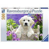 Ravensburger 148295 Roztomilý zlatý retriever - Puzzle