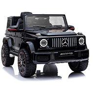 Mercedes G – čierny - Detské elektrické auto