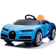 Bugatti Chiron – modré - Detské elektrické auto