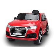 Audi Q7 – červené - Detské elektrické auto