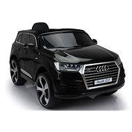 Audi Q7 – čierne - Detské elektrické auto