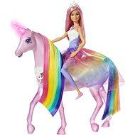 Barbie Kúzelný jednorožec a bábika - Bábika