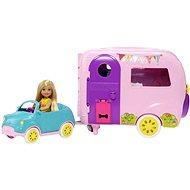 Barbie Chelsea karavan - Bábika