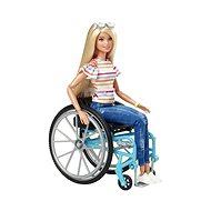 Barbie Bábika na vozíčku - Bábika