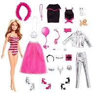 Barbie Adventný kalendár - Bábika