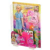 Barbie Cestovateľka - Bábika