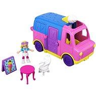Polly Pocket vozidlo - Herný set
