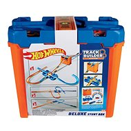 Hot Wheels Track Builder Box plný trikov - Herná sada