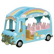 Sylvanian Families Dúhový škôlkový autobus - Herná sada