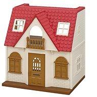 Sylvanian Families Základný dom s červenou strechou - Herná sada