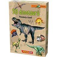 Expedice příroda: 50 dinosaurov - Spoločenská hra