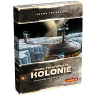 Mars: Teraformácia rozšírenie 4 – Kolónia - Rozšírenie spoločenskej hry