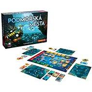 Podmorské mestá - Spoločenská hra
