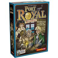 Port Royal: 1. rozšíření – Kontrakt - Rozšírenie spoločenskej hry
