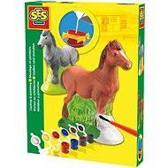 SES Sádra – kôň - Kreatívna súprava
