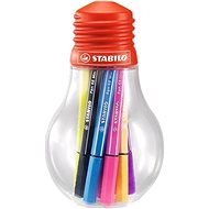Stabilo Fixy Pen 68 Mini Colorful Ideas 12 ks - Fixky