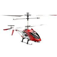 Syma S107H červený - Vrtuľník na diaľkové ovládanie