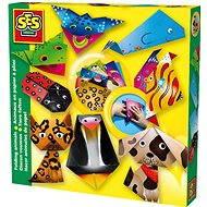 SES Origami - zvieratká - Kreatívna súprava