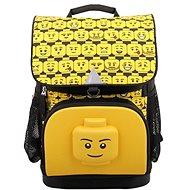 LEGO Minifigures Heads Optimo - Školský batoh
