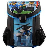 LEGO CITY Police Chopper Easy - Školský batoh