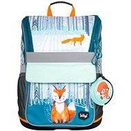Školská aktovka Zippy Foxie - Školský batoh