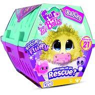 Plyšová hračka Fur Balls babies mini Tuláčik