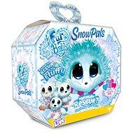 Fur Balls Tuláčik snehová guľôčka - Plyšová hračka