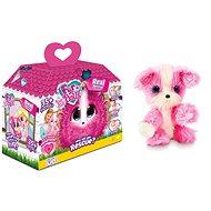 Tuláčik My real rescue – ružový - Interaktívna hračka