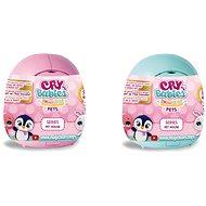 Cry Babies Magic Tears magické slzy maznáčik séria 1 - Bábika
