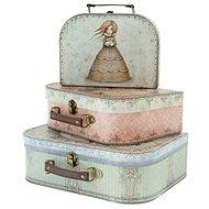 Mirabelle Nesting Suitcase Set - Kufrík