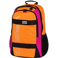 CoolPack Orange Neon - Školský batoh
