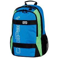 CoolPack Blue Neon - Školský batoh