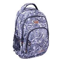CoolPack Black Lace - Školský batoh