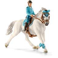 Schleich 42111 Žokej na koni - Figúrky