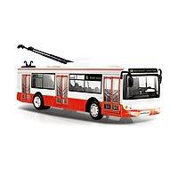 Rappa Trolejbus hlásící zastávky