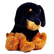 THE BIG PLUSH SITTING DOG BENY, 78cm