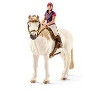 Schleich 42359 Rekreační jezdkyně na koni - Figúrky