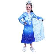 Rappa Modrá zimná princezná veľ. M - Detský kostým