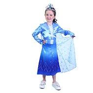 Rappa Modrá zimná princezná veľ. S - Detský kostým