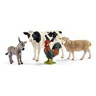 Schleich 42385 Set domácí zvířátka - Súprava figúrok