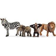 Schleich 42387 Set divoká zvířátka - Figúrky