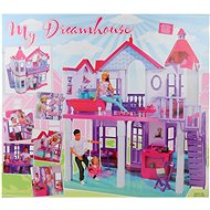 Domček pre bábiku - Domček pre bábiky