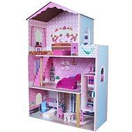 Drevený Domček pre bábiky - Domček pre bábiky
