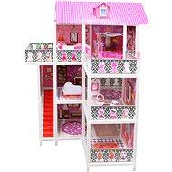 Domček pre bábiky Domček pre bábiky trojposchodový